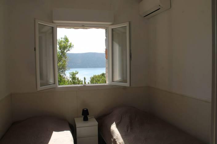 location vue mer Porto-Vecchio chambre double