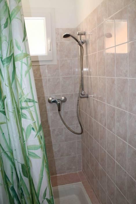 Appartement Porto-Vecchio vue mer salle de bain