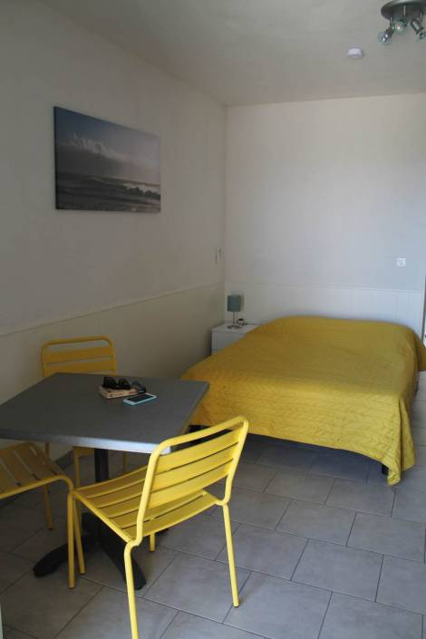 Location studio Porto-Vecchio Vue mer couchages
