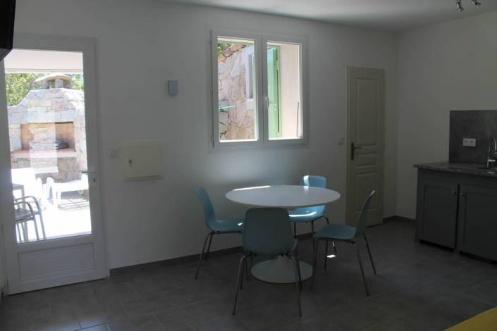 Location appartement Porto-Vecchio séjour