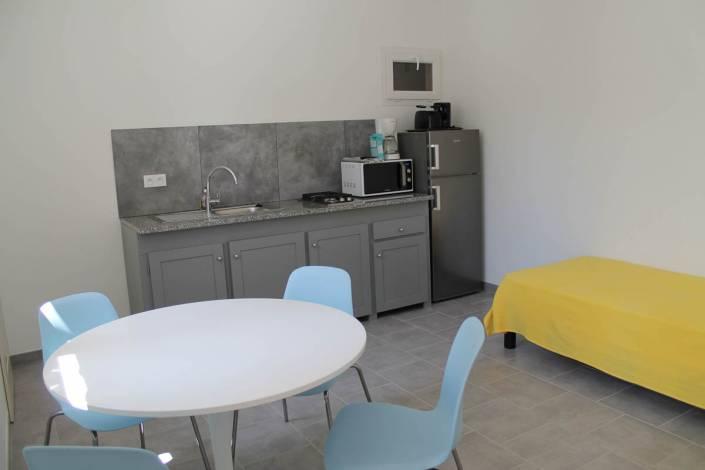 Location appartement Porto-Vecchio salle à manger