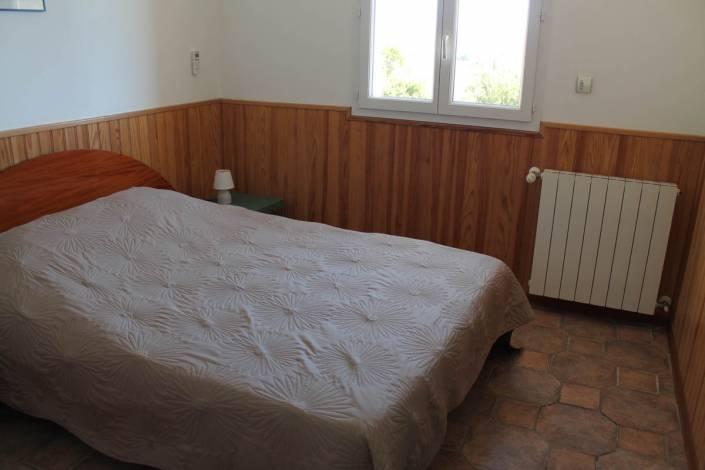 Location Porto-Vecchio vue mer chambre double